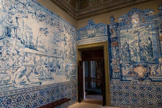 Que ver en Lisboa Museo Azulejos
