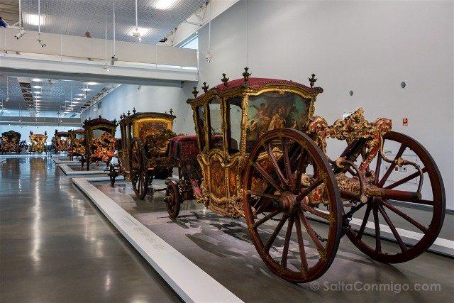 Que ver en Lisboa Museu Coches Carruajes