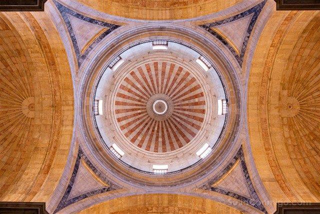 Que ver en Lisboa Panteon Cupula