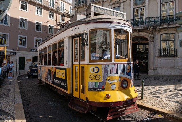 Que ver en Lisboa Tranvia 28
