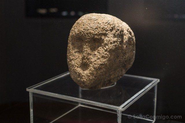 Santa Tecla Museo Arqueológico Santa Trega Cabezon