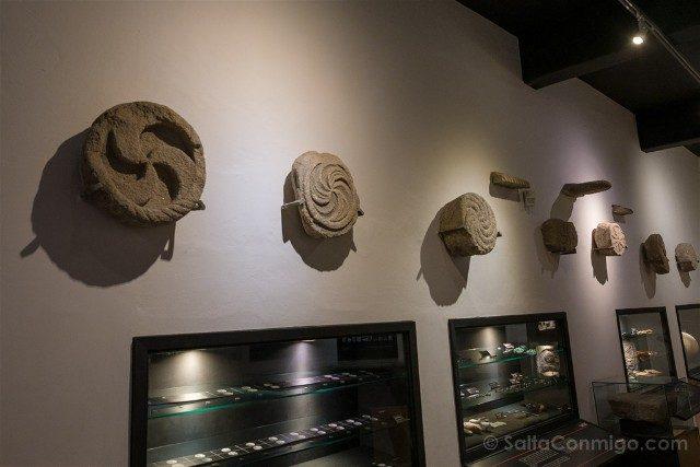 Santa Tecla Museo Arqueológico Santa Trega Esvasticas