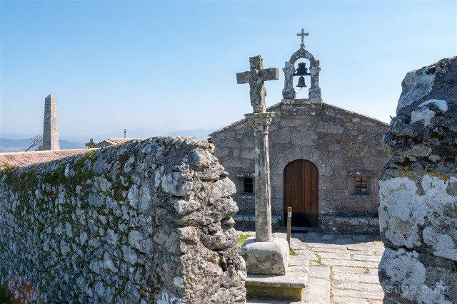 Santa Tecla Trega Ermita