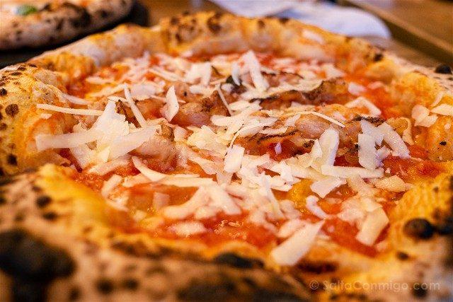 Mercato Centrale Roma Pizza Amatriciana