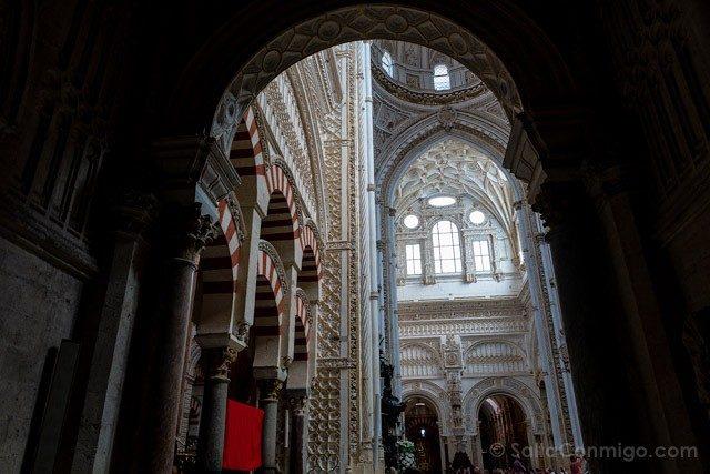 Mezquita Catedral De Cordoba Luz