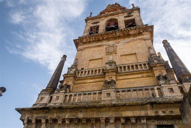 Mezquita-Catedral De Cordoba Torre Campanario