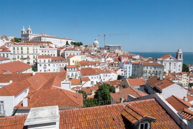Miradores En Lisboa Mirador Portas do Sol