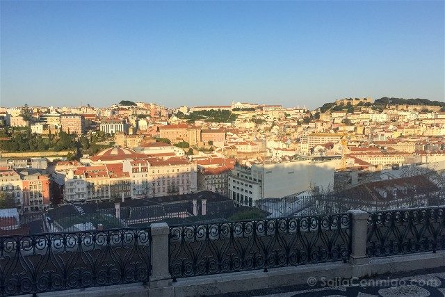 Miradores En Lisboa Mirador San Pedro Alcantara