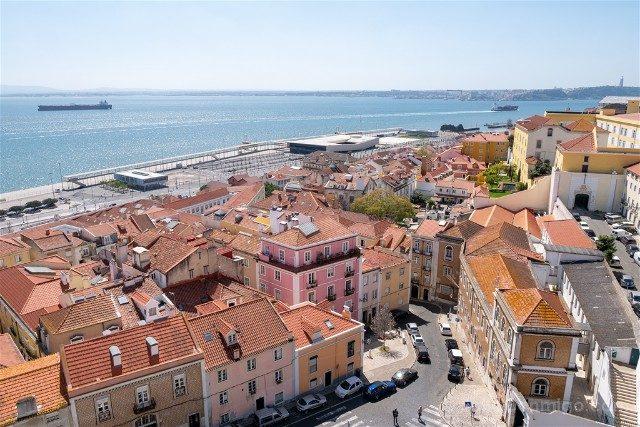 Miradores En Lisboa Panteon