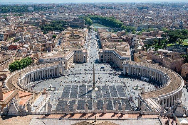 Museos Vaticanos Cupula San Pedro