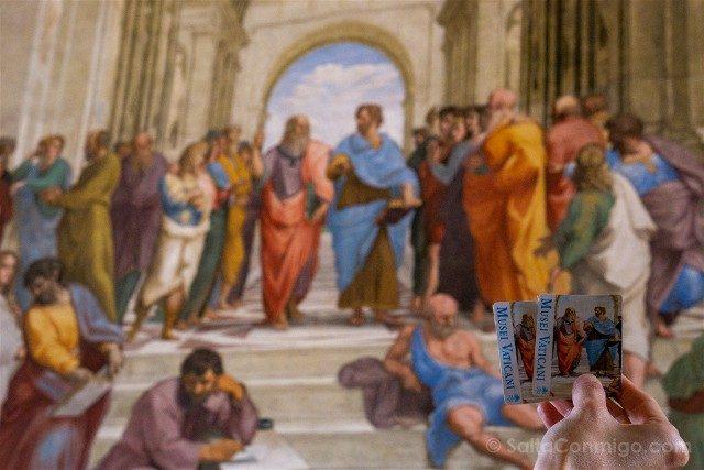 Museos Vaticanos Entradas Estancias Rafael