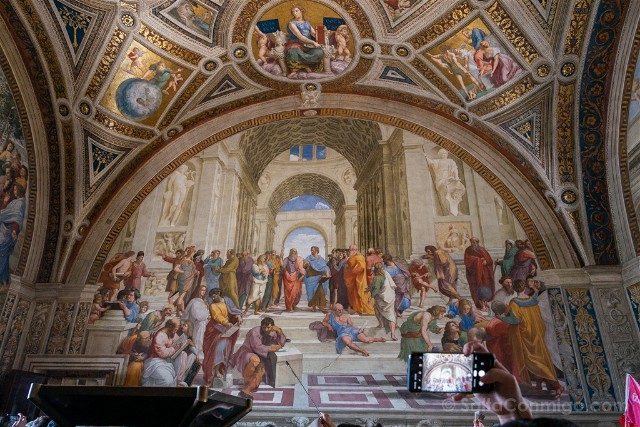 Museos Vaticanos Estancias Rafael