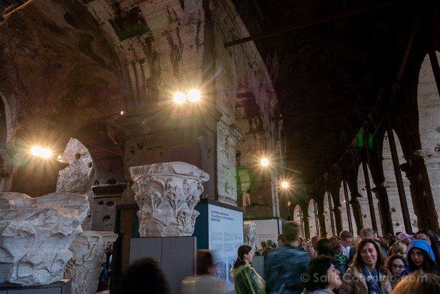 Roma Tour Coliseo Foro Palatino Civitatis Interior Coliseo