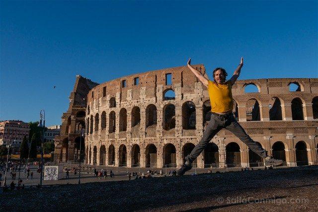 Roma Tour Coliseo Foro Palatino Civitatis Salto
