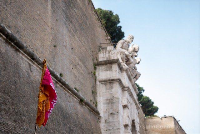 Roma Tour Vaticano Civitatis Banderin Entrada Mueso