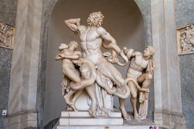 Roma Tour Vaticano Civitatis Museo Laocoonte