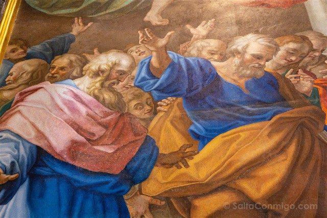 Roma Tour Vaticano Civitatis San Pedro Mosaico