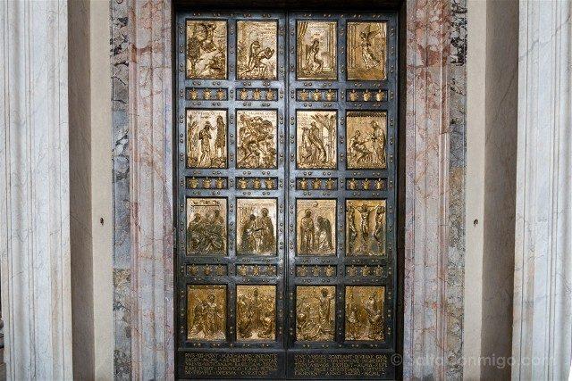 Roma Tour Vaticano Civitatis San Pedro Puerta Santa