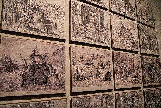 Museo Plantin-Moretus Amberes Laminas Rubens