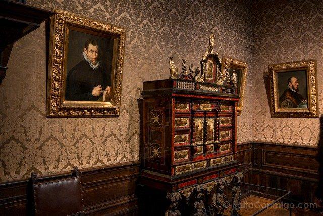 Museo Plantin-Moretus Amberes Retrato Rubens