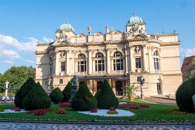 Que Hacer en el Centro de Cracovia Teatro