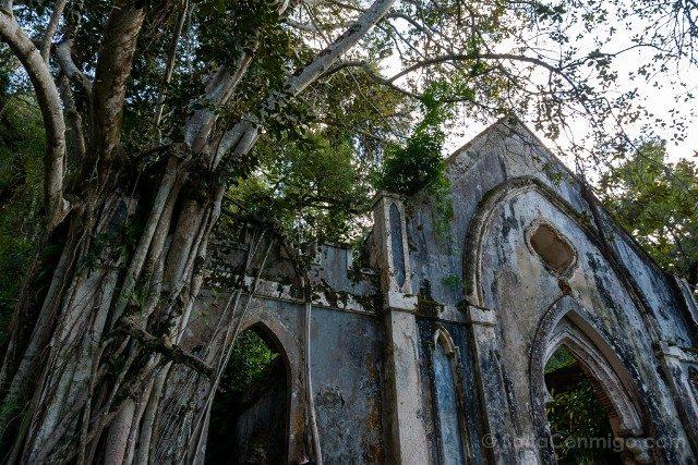 Que ver en Sintra Portugal Palacio Montserrate Ruinas