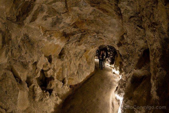 Que ver en Sintra Portugal Quinta da Regaleira Tunel