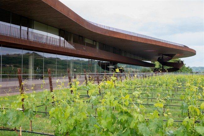 Ruta por la Toscana Antinori Chianti Classico Renzo Piano Vides