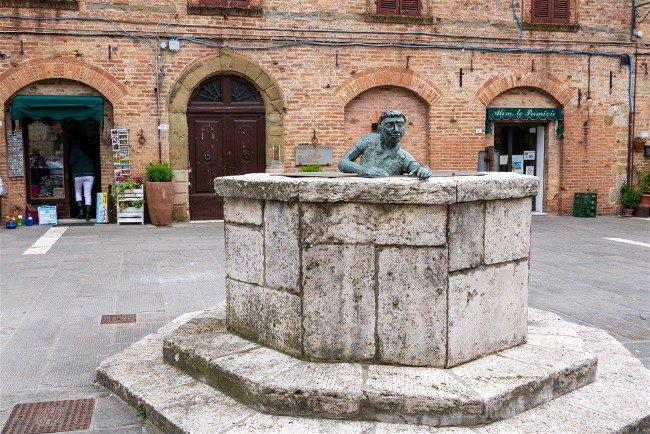 Ruta por la Toscana Casole d'Elsa Pozo