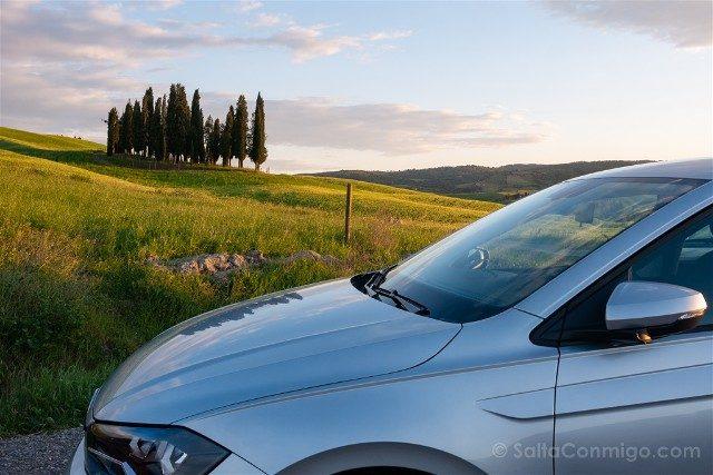 Ruta por la Toscana Coche