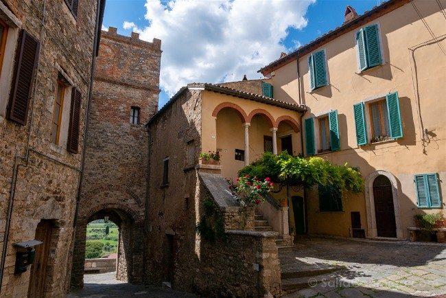 Ruta por la Toscana Rapolano Terme
