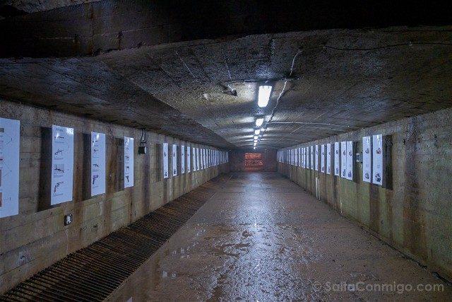 Tuneles Nazi Polonia Complejo Osowka Sala Larga