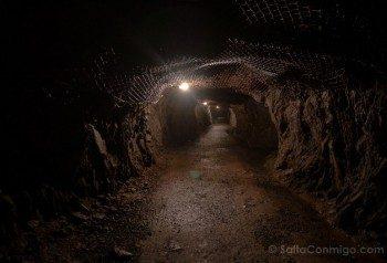Tuneles Nazi Polonia Complejo Osowka Tunel Roca