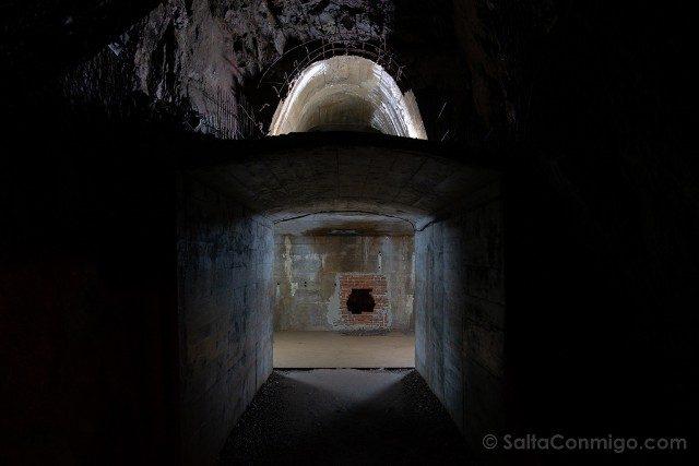 Tuneles Nazi Polonia Complejo Osowka Tunel Servicio