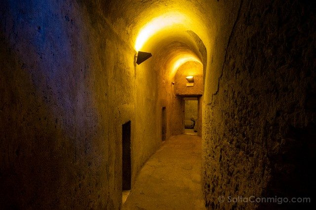 Castillo Sant'Angelo Roma Castello Segreto Celdas