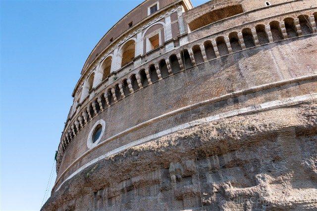 Castillo Sant'Angelo Roma Mole Adriana