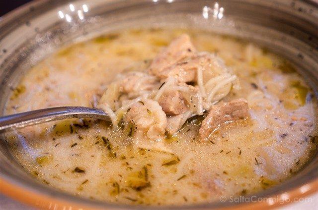 Comer en Veliko Tarnovo Restaurante Asenevci Sopa