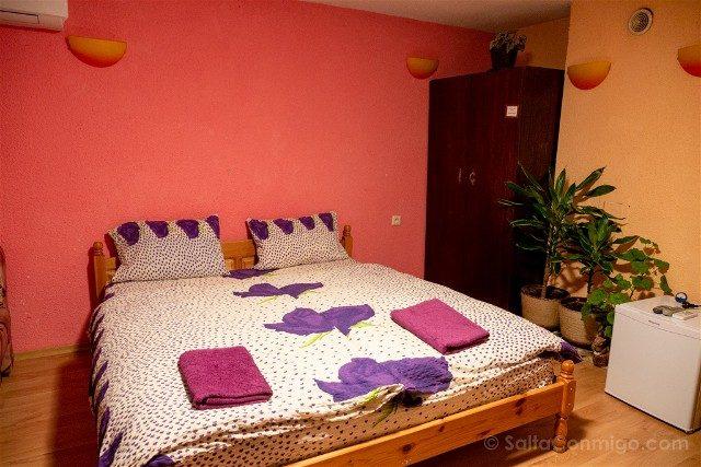 Dormir en Belogradchik Guest House Drakite Habitacion