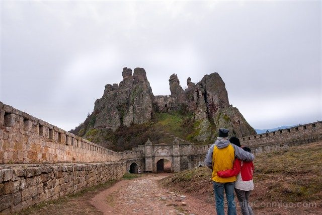 Fortaleza de Belogradchik Bulgaria Conseguido