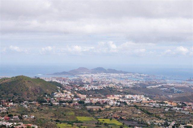 Pico de Bandama Vista Las Palmas Isleta