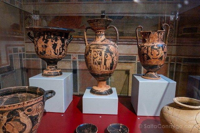 Que Ver en San Gimignano Museo Arqueológico