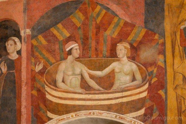 Que Ver en San Gimignano Palazzo Popolo Camera Podesta