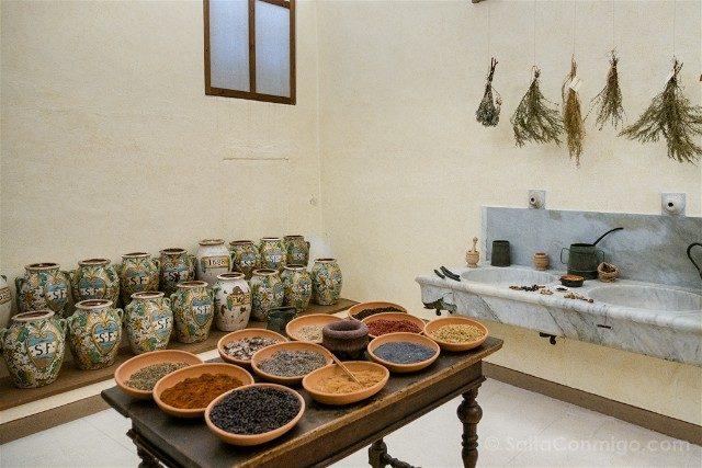 Que Ver en San Gimignano Spezieria Santa Fina
