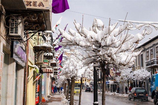 Que Ver en Veliko Tarnovo Avenida