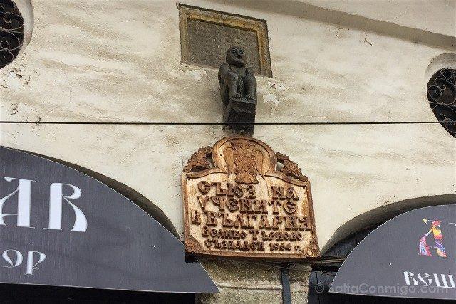 Que Ver en Veliko Tarnovo Casa Mono