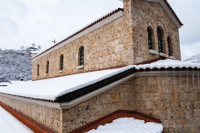 Que Ver en Veliko Tarnovo Iglesia Cuarenta Martires