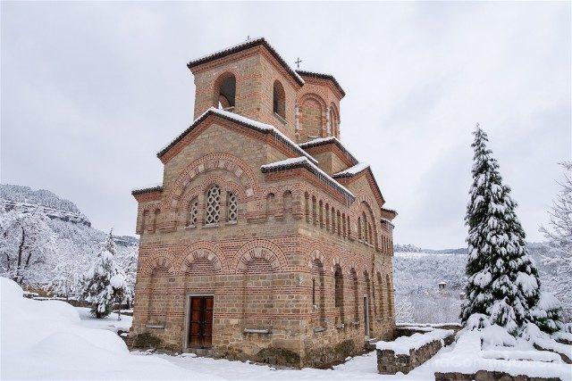 Que Ver en Veliko Tarnovo Iglesia San Demetrio