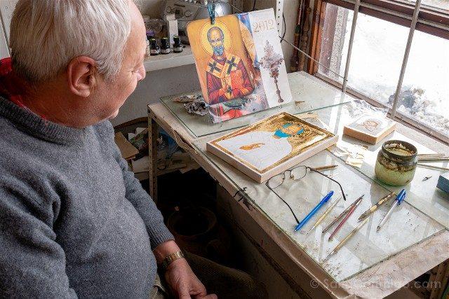 Que Ver en Veliko Tarnovo Samovodska Charshiya Artesano Iconos