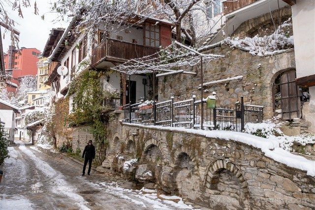 Que Ver en Veliko Tarnovo Ulitsa Gurko