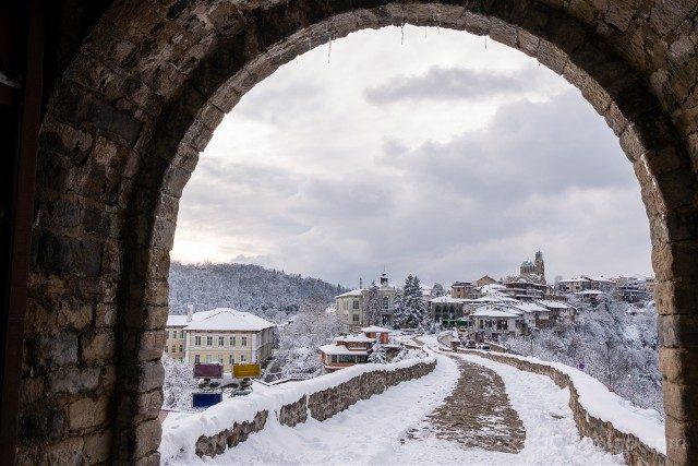 Que Ver en Veliko Tarnovo Vista Desde Tsarevets